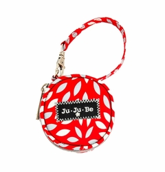 SOLD OUT Ju Ju Be Paci Pod Pacifer Holder - Scarlet Petals
