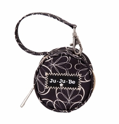 SOLD OUT Ju Ju Be Paci Pod Pacifier Holder - Licorice Twirl