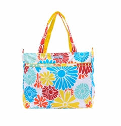 SOLD OUT Ju-Ju-Be Super Be Tote Bag - Flower Power