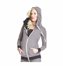 SOLD OUT Lilac Erin Maternity Hoodie