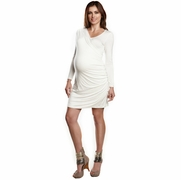SOLD OUT Long Sleeve Saree Maternity Dress by Maternal America