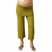 SOLD OUT Maternal America Cropped Maternity Pants - FINAL SALE