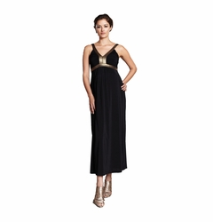 SOLD OUT Maternal America Gold Band Maternity Dress