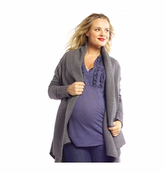 SOLD OUT Maternal America Sweater Maternity Coat