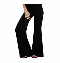 SOLD OUT Maternal America Wide Leg Knit Maternity Pants
