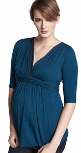 SOLD OUT Mesh Maternity & Nursing Top by Maternal America