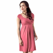 SOLD OUT Mothers en Vogue Lola Mae Maternity And Nursing Dress