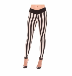 SOLD OUT Olian Abby Striped Maternity Leggings