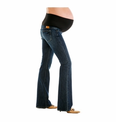 SOLD OUT Paige Premium Denim Laurel Canyon Maternity Jeans - Cottonwood Creek Wash