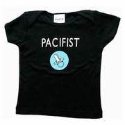 SOLD OUT Pluto Kids Short Sleeve Pacifist Tee - FINAL SALE