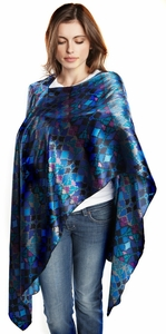SOLD OUT Printed Nursing Cover Scarf by Maternal America