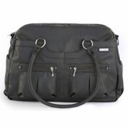 SOLD OUT Satchel Diaper Bag - Licorice JJ Cole Collections