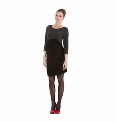 SOLD OUT Seraphine Kitty 60s Two Tone Maternity Dress