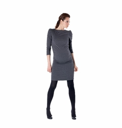 SOLD OUT Seraphine Tessina Shift Ruched Maternity Dress