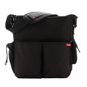 SOLD OUT Skip Hop Duo Deluxe Edition Diaper Bag - Black