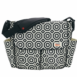 SOLD OUT Skip Hop Jonathan Adler Dash Messenger Diaper Bag -  Nixon