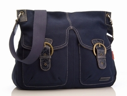 SOLD OUT  Storksak Diaper Bag Jess Red Label, Navy