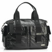 SOLD OUT Storksak Sofia Diaper Bag - Black Pearl