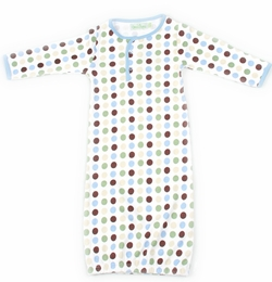 SOLD OUT  Sweet Peanut Baby Gown