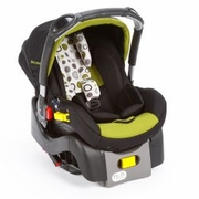 SOLD OUT The First Years Via Infant Designer Car Seat I470 - Abstract O's