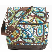 SOLD OUT Timi And Leslie Canvas Two In One Backpack Diaper Bag - Felicity