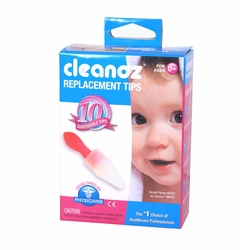 SOLD OUT Ubimed Cleanoz Hygienic Nasal Aspirator Replacement Tips