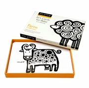 SOLD OUT  Wee Gallery Flash Cards - Farm Collection-FINAL SALE