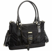Storksak Alison Diaper Bag - Black