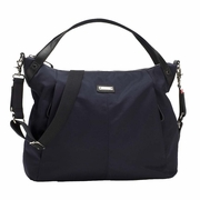 Storksak Catherine Luxe Nylon Diaper Bag - Navy