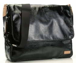 Storksak Dori Diaper Bag, Black