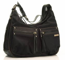 SOLD OUT Storksak Emily Diaper Bag - Black