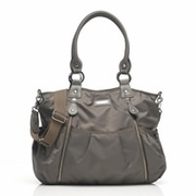 Storksak Olivia Diaper Bag - Grey