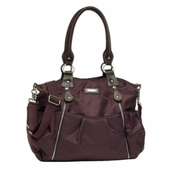SOLD OUT Storksak Olivia Diaper Bag - Mulberry