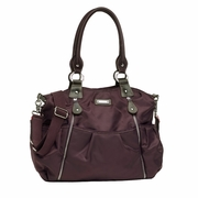 Storksak Olivia Diaper Bag - Mulberry