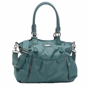 Storksak Olivia Nylon Diaper Bag - Teal
