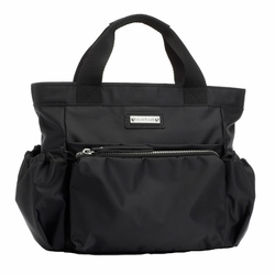 SOLD OUT Storksak Organizer System SOS Small Nylon Diaper Bag - Black