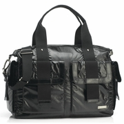 Storksak Sofia Diaper Bag - Black Pearl