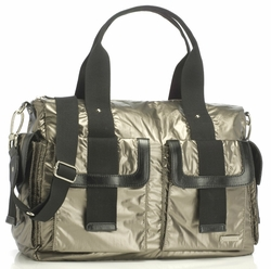SOLD OUT Storksak Sofia Diaper Bag - Graphite
