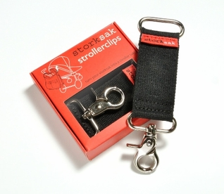 SOLD OUT Storksak Stroller Clips