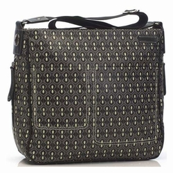Storksak Suzi Red Label  Diaper Bag - Black