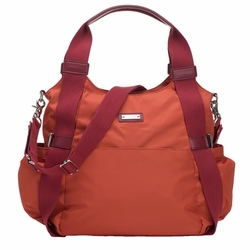 Storksak Tania Bee Hobo Diaper Bag - Burnt Orange