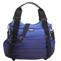 Storksak Tania Bee Hobo Diaper Bag - Gradient Blue