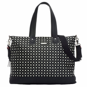 Storksak Tote Diaper Bag - Black Diamond