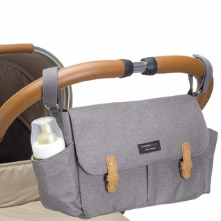 TEMPORARILY OUT OF STOCK Storksak Travel Collection Stroller Caddy Organizer
