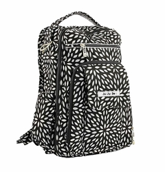 TEMPORAILY OUT OF STOCK Ju-Ju-Be Be Right Back Backpack Style Diaper Bag - Platinum Petals
