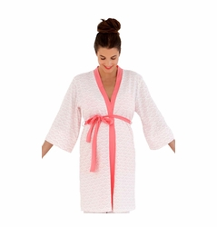 TEMPORARILY OUT OF STOCK Belabumbum Hana Kimono Maternity Nursing Robe