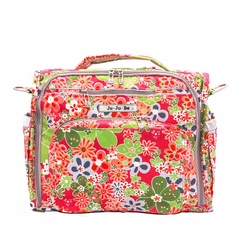 Ju-Ju-Be B.F.F. Tote/Backpack Style Diaper Bag - Perky Perennials