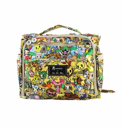 TEMPORARILY OUT OF STOCK Ju-Ju-Be B.F.F. Tote/Backpack Style Diaper Bag - Tokidoki Animalini