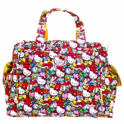 SOLD OUT Ju-Ju-Be Be Prepared Diaper Bag - Hello Kitty Tick Tock