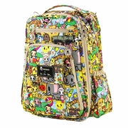 TEMPORARILY OUT OF STOCK Ju-Ju-Be Be Right Back Backpack Style Diaper Bag - Tokidoki Animalini